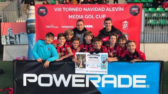 L'aleví A del Sant Cugat FC / Font: Sant Cugat FC