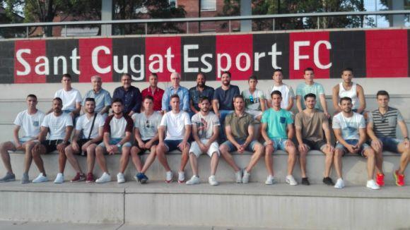 El SantCu es marca com a objectiu guanyar la Copa Catalunya en la propera temporada