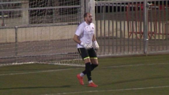 Un Sant Cugat FC incòmode i molest esgarrapa un valuós punt davant el líder, la Fundació Grama