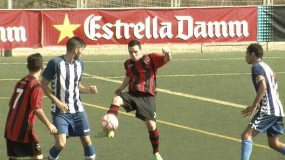 El Sant Cugat Esport perd la final de la Copa Catalunya Amateur a la tanda de penals