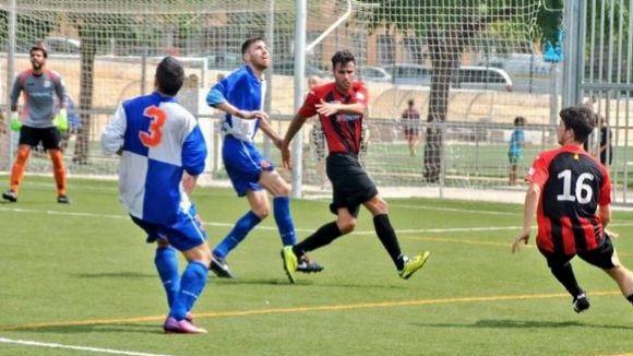 El Sant Cugat Esport examina el seu bon moment de forma contra el San Mauro