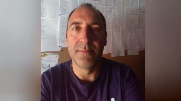 Santi González en una imatge d'arxiu