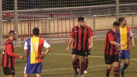 El Sant Cugat Esport rep un càstig massa sever davant l'Andorra