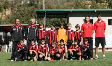L'aleví del Sant Cugat disputa la fase final de la Powerade Cup