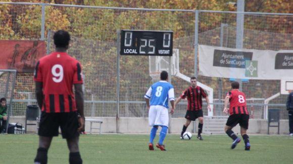 Trajectòries oposades dels primers equips del SantCu i el Junior FC
