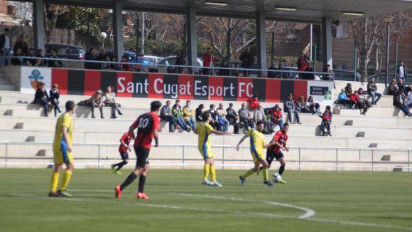 El Sant Cugat Esport d'Alcaraz aterra al Prat per sumar la quarta victòria a domicili