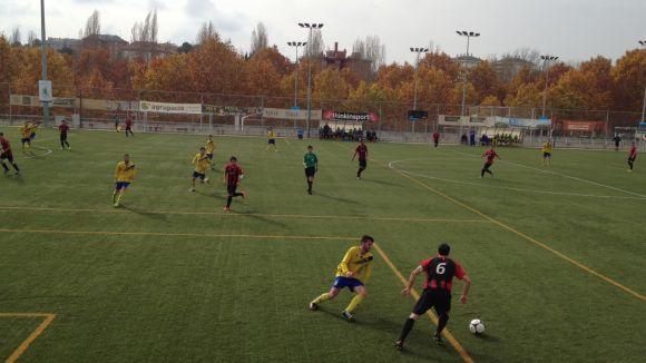 El Sant Cugat Esport guanya el San Mauro després d'un bon primer temps