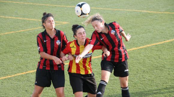 El Sant Cugat Esport femení cau al camp del Pubilla Casas, tercer classificat