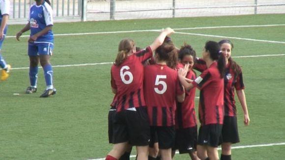El Sant Cugat Esport femení es renovarà amb joventut per afrontar un nou curs