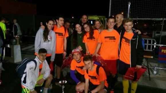 El 5è Torneig Nocturn Mixt de Futbol 7 aplegarà 24 equips aquesta matinada