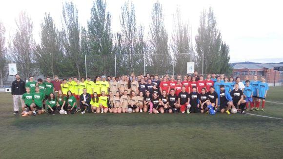 Imatge dels participants de la 1a edició