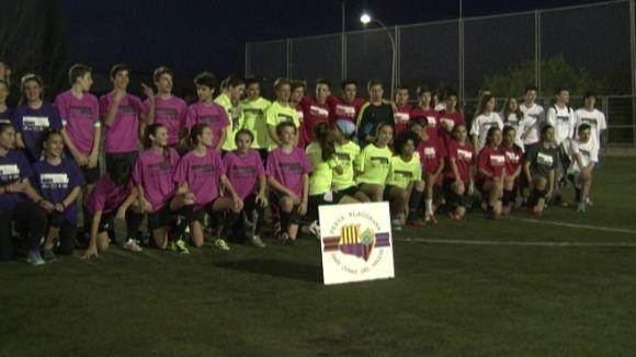 Foto de conjunt dels participants en el torneig
