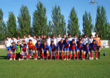 Barça i Espanyol, al torneig de la Penya Blaugrana