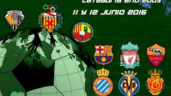 Cartell del torneig Qgat Cup / Font: Elitesports