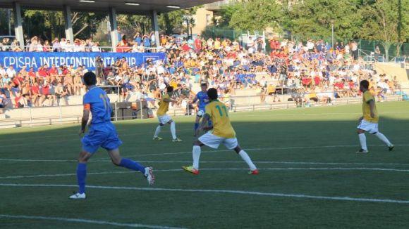 Ucraïna supera per 1 a 0 el Brasil i és la nova campiona de l'ICUP
