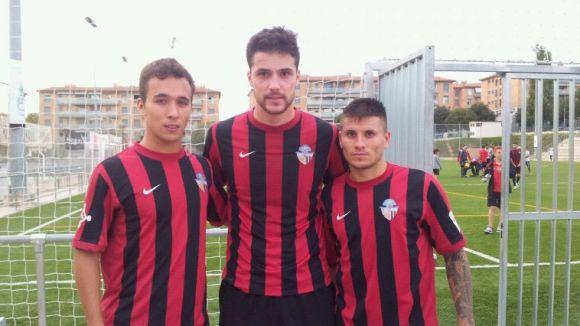 Els tres últims fitxatges del SantCu reequilibren l'equip
