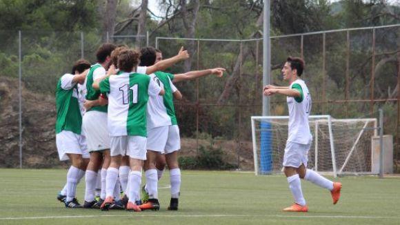 El Valldoreix continua amb la ratxa victoriosa al grup 11 de Tercera Catalana / Font: Valldoreix