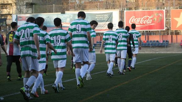 El Valldoreix FC cau golejat en la seva visita al Besós Baró de Viver
