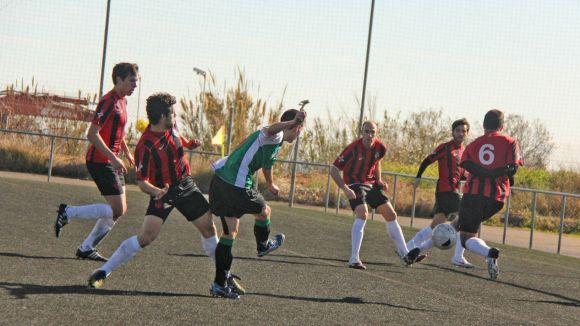 El SantCu suma la segona derrota consecutiva al camp del Vilassar