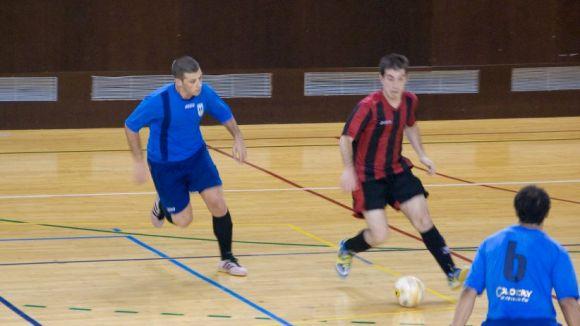 Una alta i una baixa al Futbol Sala Sant Cugat