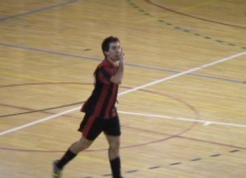 Tres punts èpics del Futbol Sala Sant Cugat en el primer partit de l'any 2012