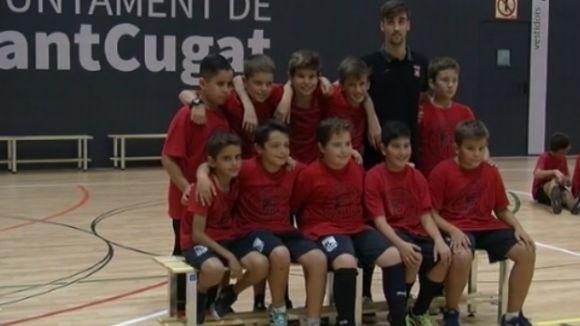 Clarós (Futbol Sala Sant Cugat): 'Cal desdramatitzar els resultats al planter'