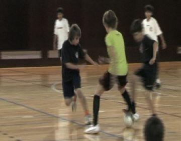 Coneix el Futbol Sala Sant Cugat a Cugat.tv