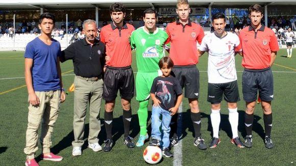 El SantCu jugarà un partit benèfic davant el Villaverde pels refugiats sirians