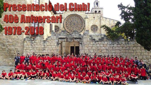El Futbol Sala Sant Cugat presneta els equips aquest divendres a la Guinardera