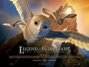 'Ga'Hoole, la leyenda de los guardianes', principal estrena als cinemes de la ciutat