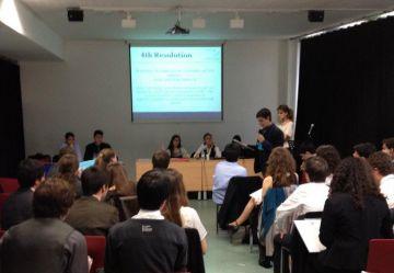 El Thau i el Leonardo Da Vinci representaran la demarcació de Barcelona al Parlament Europeu de Joves