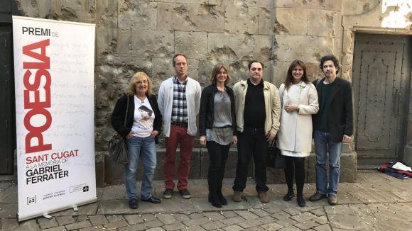 Presentació del premi de poesia Gabriel Ferrater de l'edició anterior