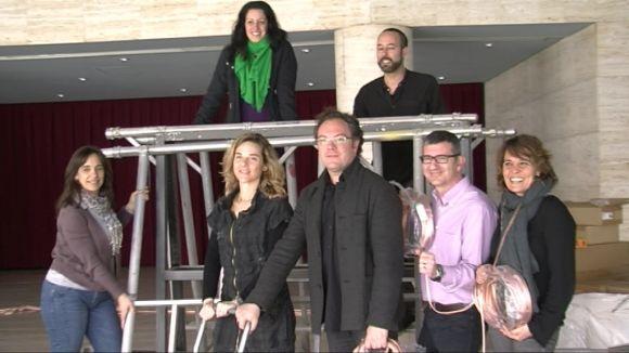 L'Esbart, l'Escola de Música i les Xandrines amenitzaran els Premis Ciutat de Sant Cugat