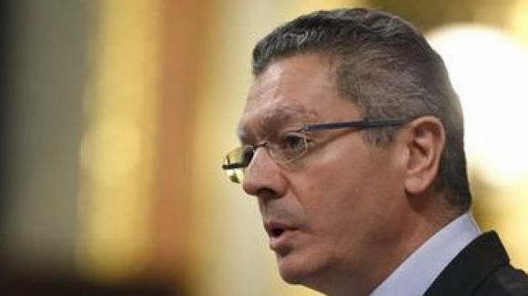 El ple diu 'no' a la reforma de la llei de l'avortament de Gallardón amb abstenció de Conesa