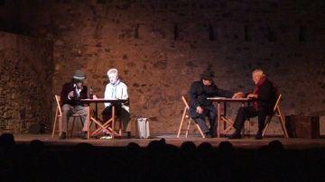 'Galatea' posa punt final a les Lectures a la Fresca, que ja s'han consolidat a la ciutat