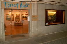 La sala d'Art del carrer Sant Jordi obre també els diumenges al matí