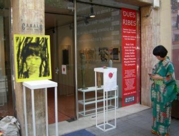 La Festa de les Galeries dóna a conèixer l'art nipó en solidaritat amb el poble japonès