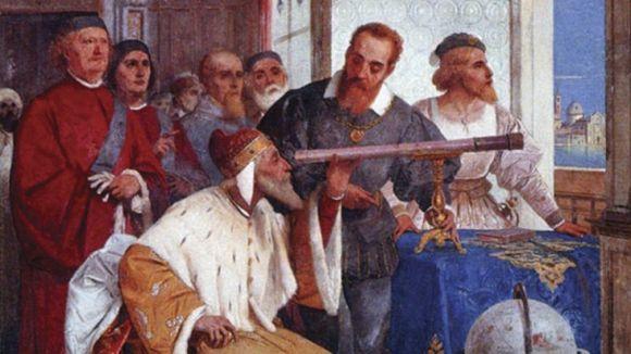 La polèmica amb Galileu és un dels grans xocs entre ciència i religió / Foto: Wikipedia