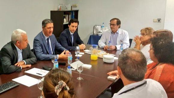 Garcia Albiol (PP) creu que la proposta de Comín per comprar l'HGC és pròpia d''un bomber piròman'