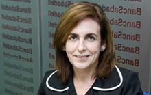 Maria José García Beato, secretària general de Banc Sabadell