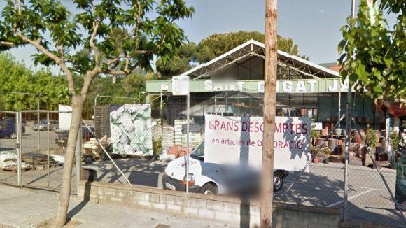 El 'garden' del carrer de Villà podrà acollir un centre de lleure infantil
