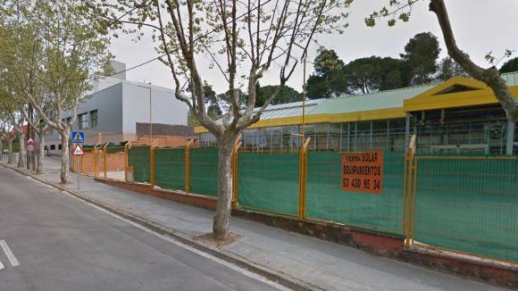 La sala polivalent de Valldoreix estarà enllestida en un màxim d'any i mig