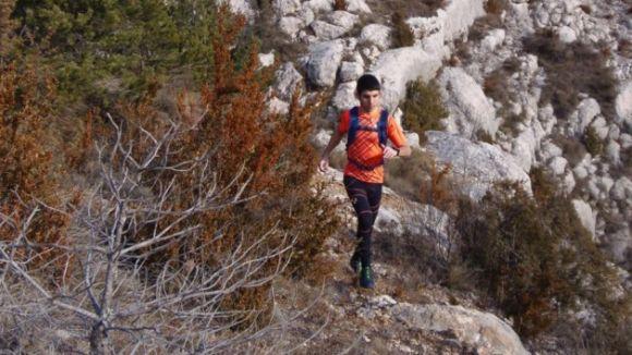 311 participants disputen la 1a edició de la cursa Garmin Team Trail amb final a Sant Cugat