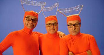 Arriba 'Garrick' del Tricicle al Teatre-Auditori en triple sessió