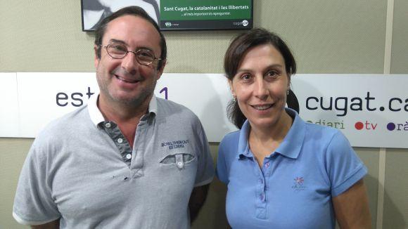 Frances Codonyés i Susana Hernàndez