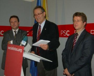 Gairebé 40 milions d'euros de la Generalitat per a Sant Cugat al 2010