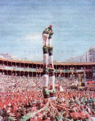 Els Gausacs actuaran al Concurs de Castells de Tarragona