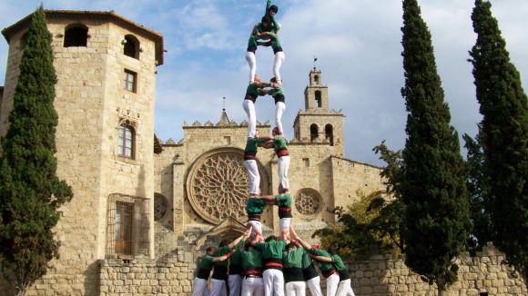 Els Gausacs organitzaran una diada castellera a Sant Cugat el 25 de juliol