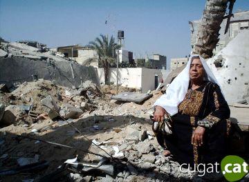 ERC insta l'Ajuntament a destinar 6.000 euros a la franja de Gaza