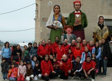 En Joan i la Marieta, convidats a la Festa dels Súpers
